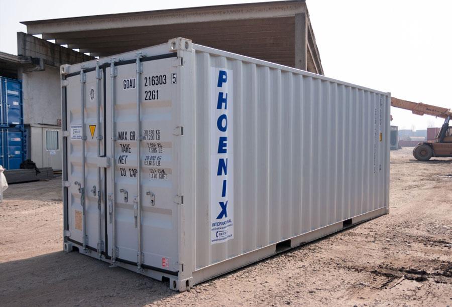 Container box nuovi e usati vendita e noleggio phoenix international